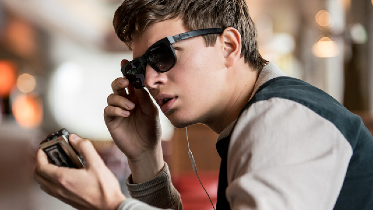 'Baby Driver' movie review  It's a blast!