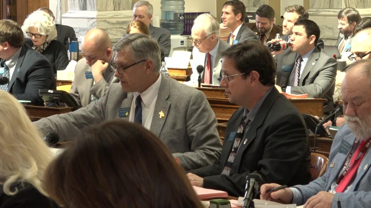Document outlines GOP's potential legislative agenda under GOP governor