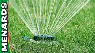 """Menards Home Improvement Topic - """"It's easy to keep your lawn green"""""""