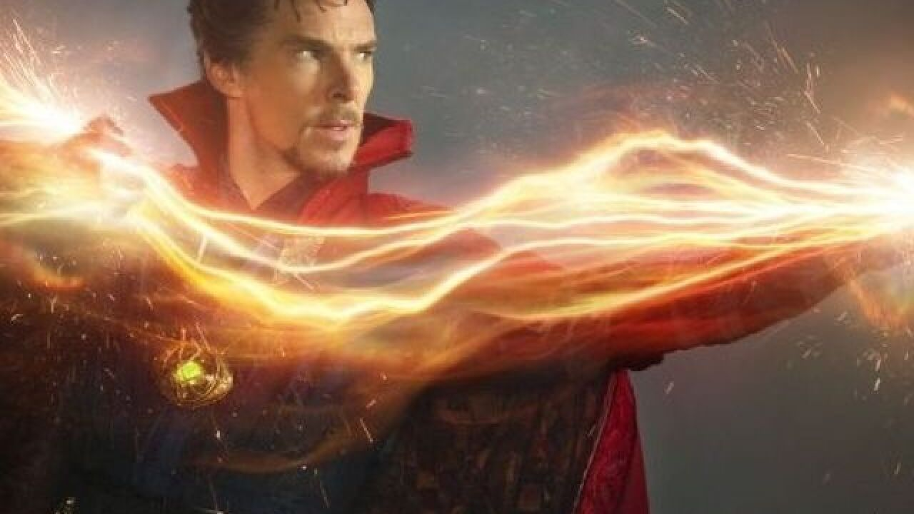 Marvel's 'Doctor Strange' movie changes comic character from Asian to white