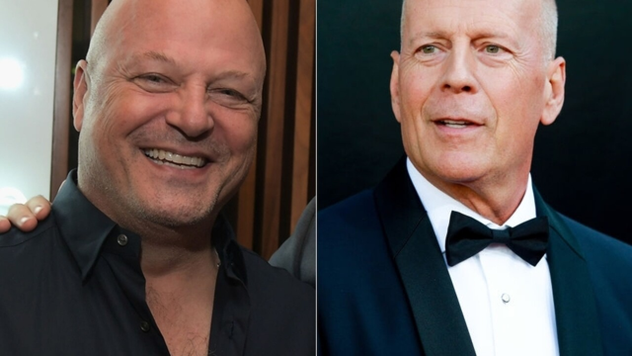 Bruce Willis returning to Cincinnati for third movie shoot mid-September