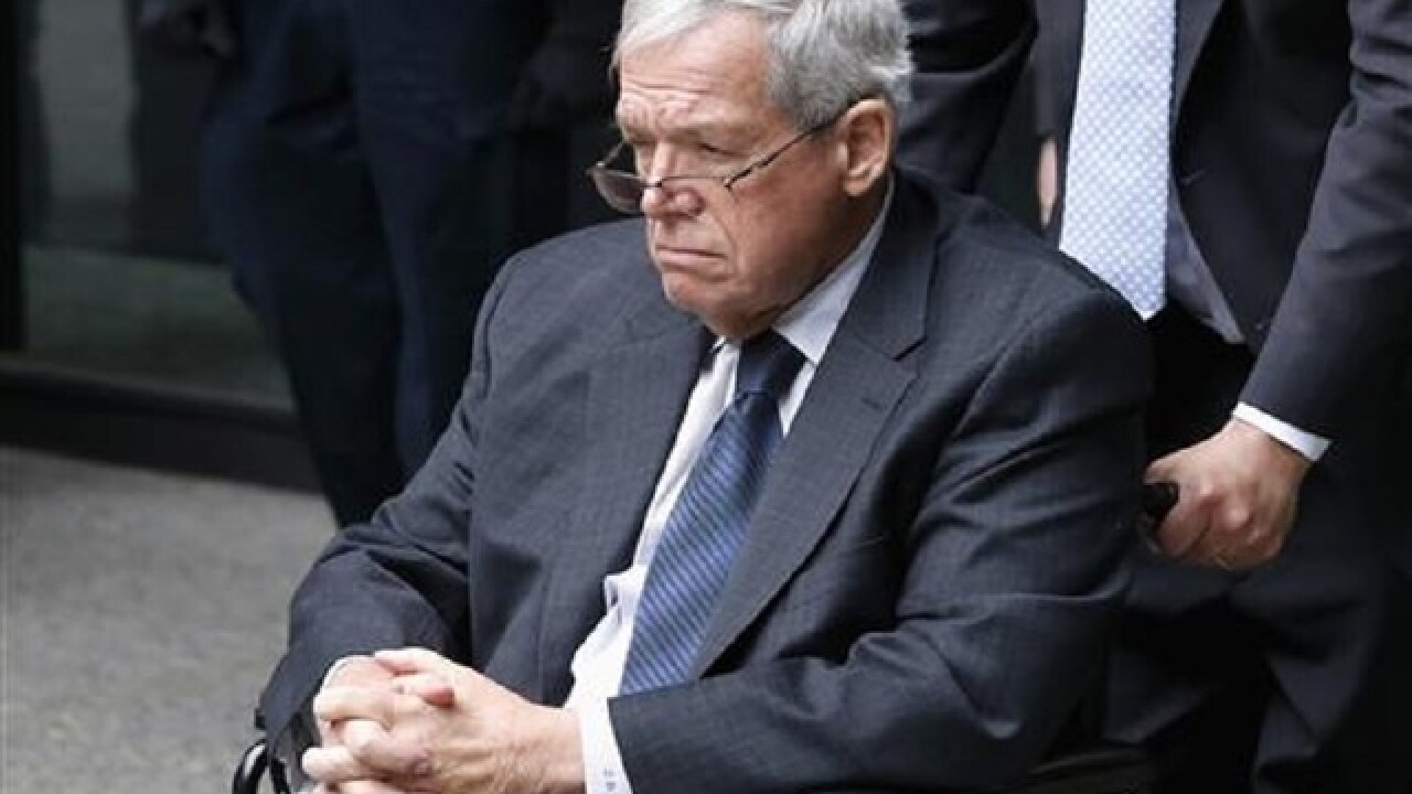 Inmate No. 47991-424: Hastert to report to prison soon in hush-money case