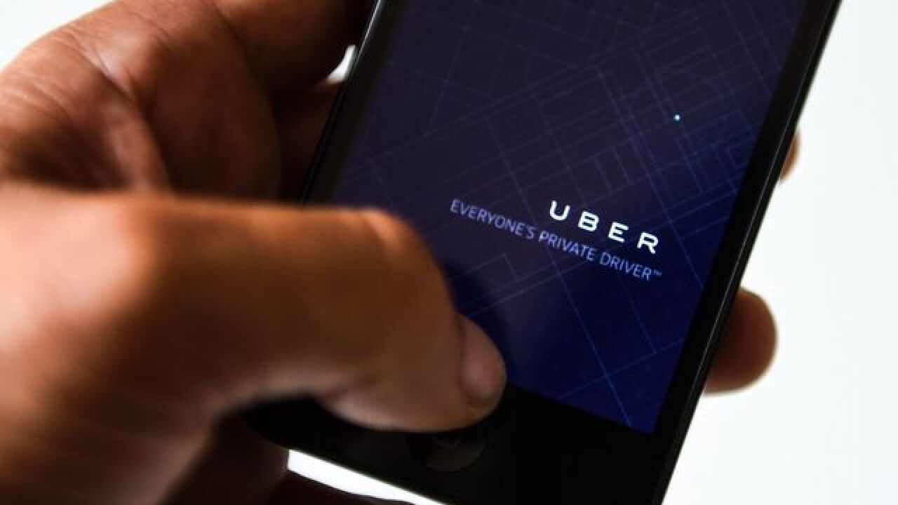 TODAY: Uber will pick up computers to donate