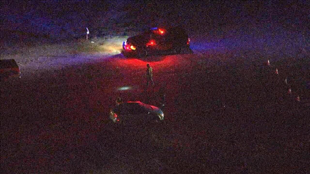 KNXV MCSO deputy hit by car in Queen Creek