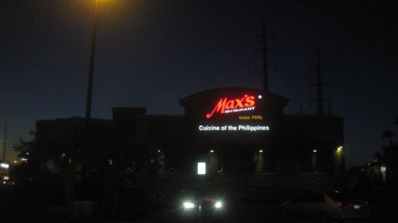 Max's Cuisine of the Philippines