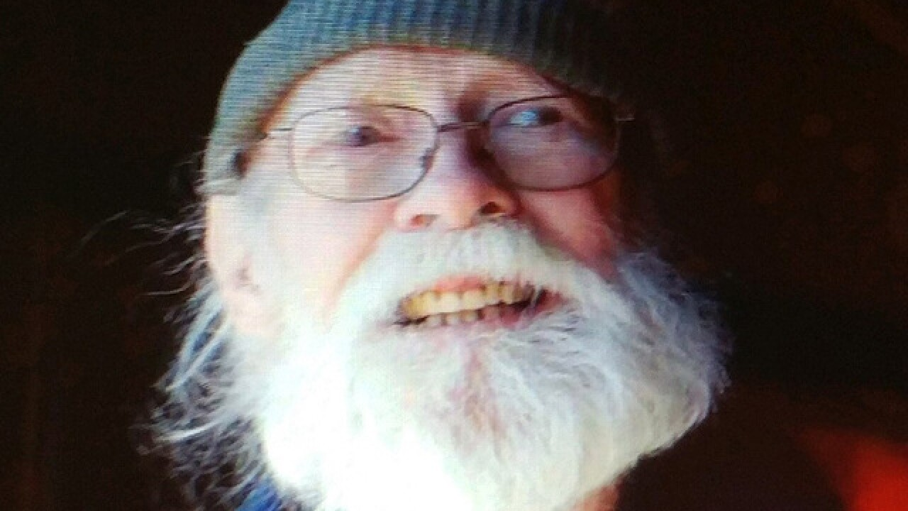 78-year-old man missing in Baltimore