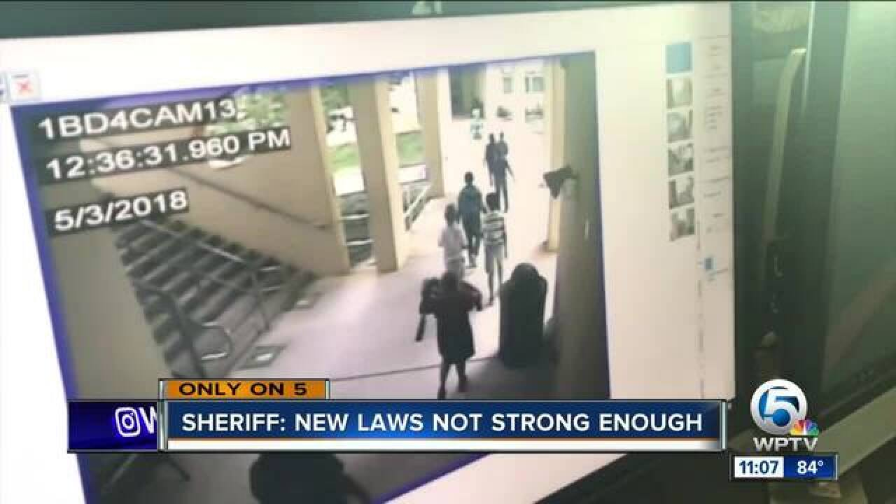 Local law enforcement say new laws on school threats not strong enough