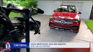 Lights, camera, suspension: Mercedes GLE has itall