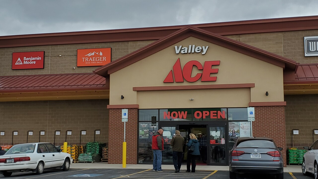 Valley Ace Grand Opening