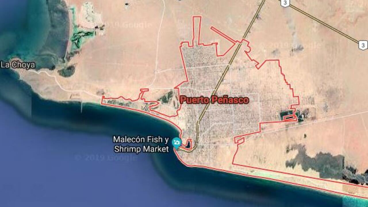 A total of 42 bodies and skeletons have been pulled from a clandestine burial pit in the desert near the Gulf of California beach town of Puerto Penasco.