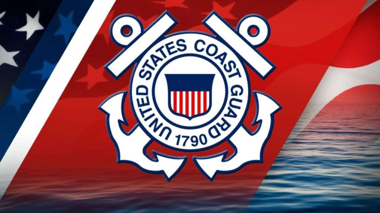 Coast Guard rescues mariner who fell overboard