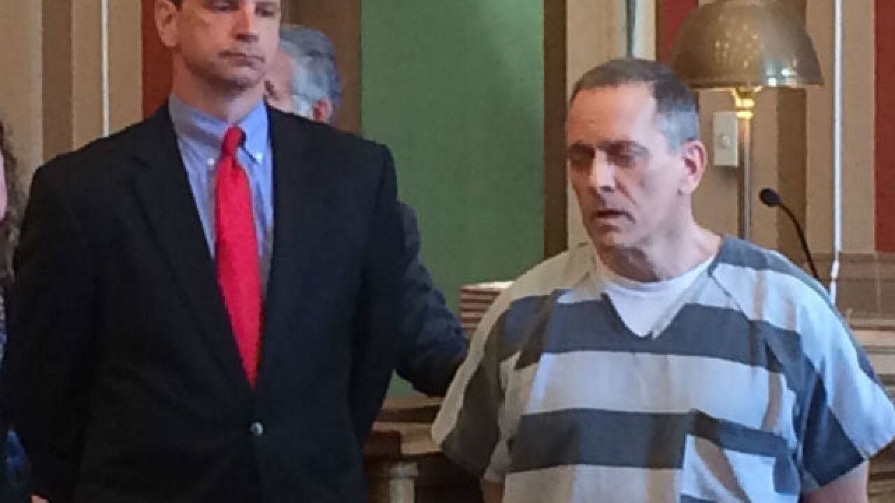 Ex-police officer sentenced for killing his wife
