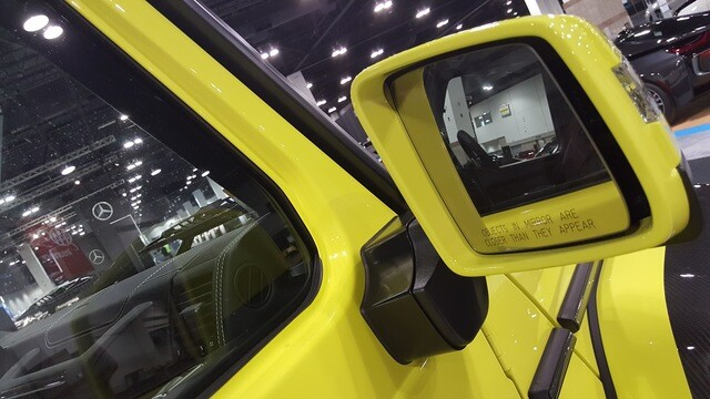 Hundreds of cars on display at 2017 Denver Auto Show