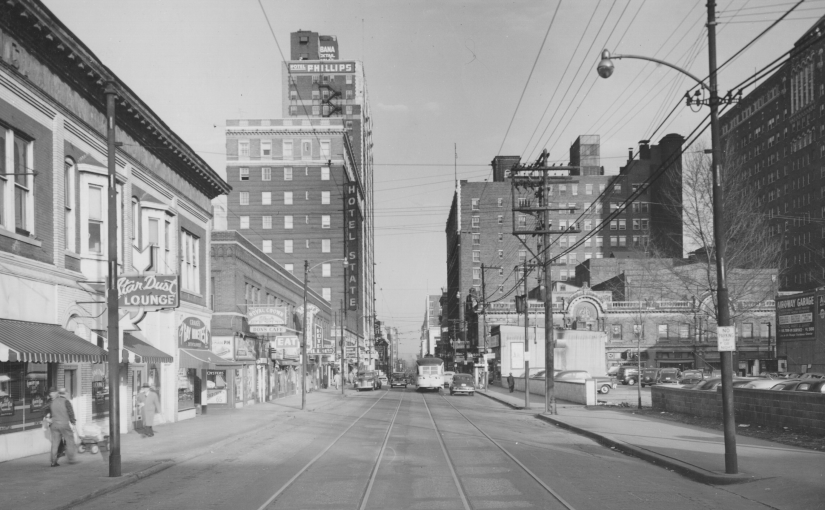 State Hotel 1966