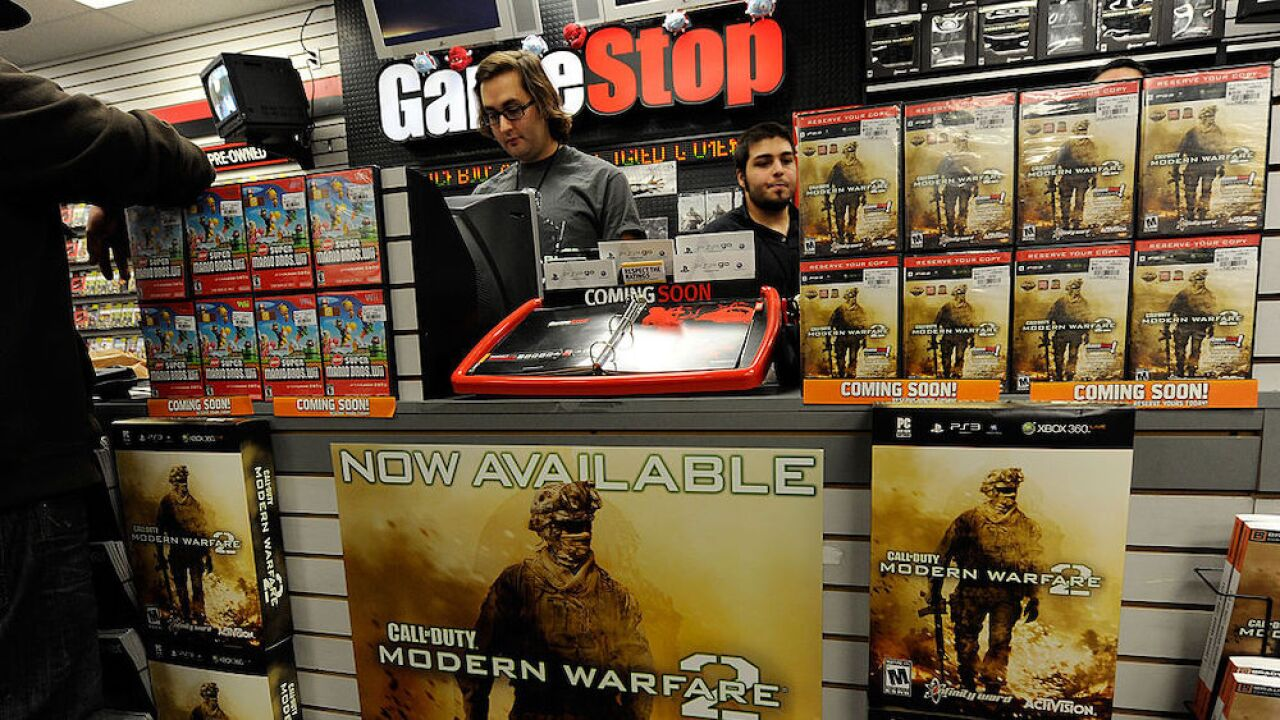 GameStop says it plans to close up to 200 locations worldwide