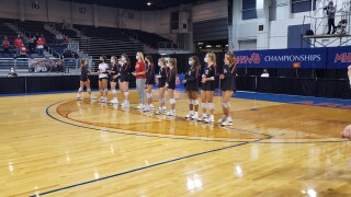 Lowell volleyball finishes runner-up