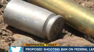 County to consider recreational shooting ban on federal land