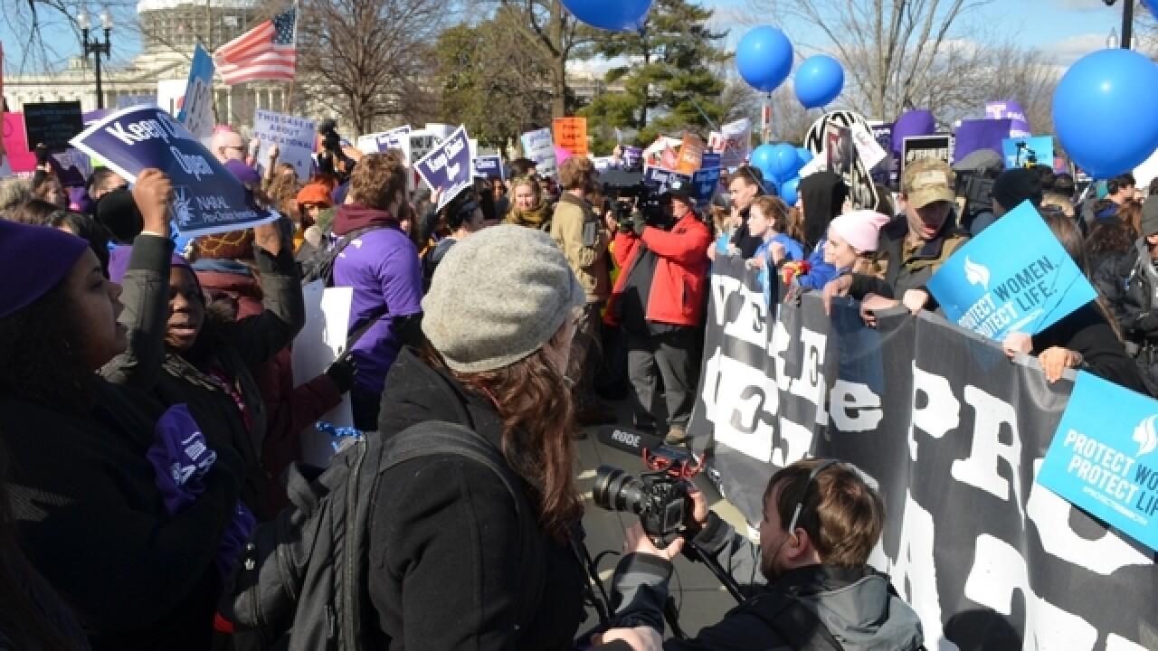 Does Ohio have same 'undue burden' on abortion?