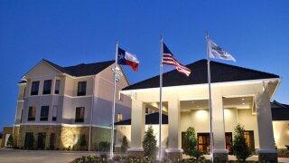 Texas hotel