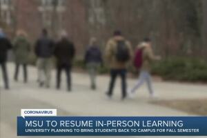 MSU to resume in-person learning in the fall