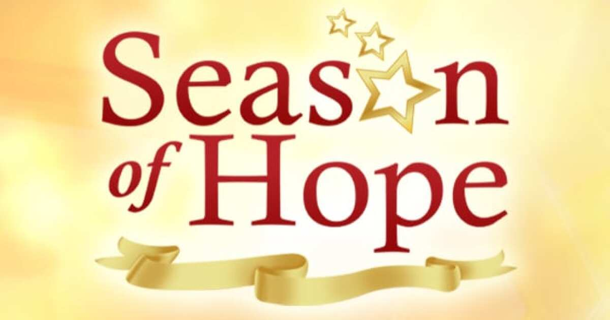 Season of Hope food & toy drive returns to the Central Coast