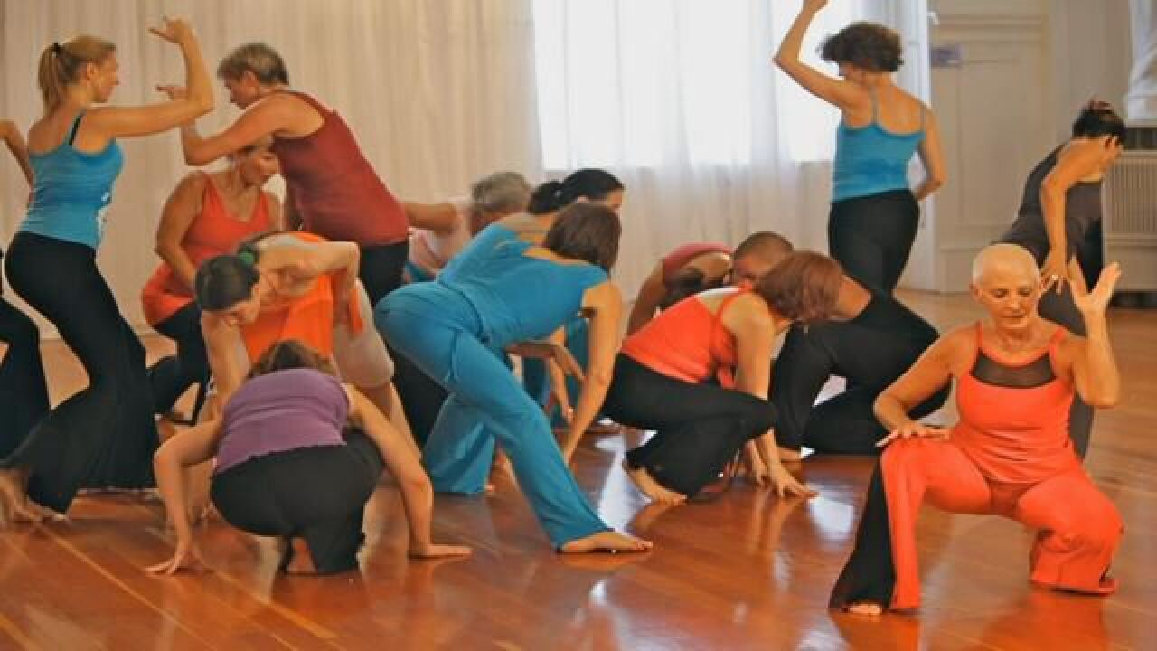 COCA Connection: Attend the Liquid Spirit Nia Technique fitness class
