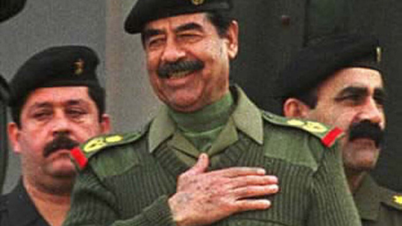 Novel by Saddam Hussein to be published in English