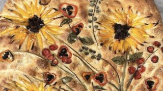 Baker Is Turning Focaccia Into Edible 'bread Art'