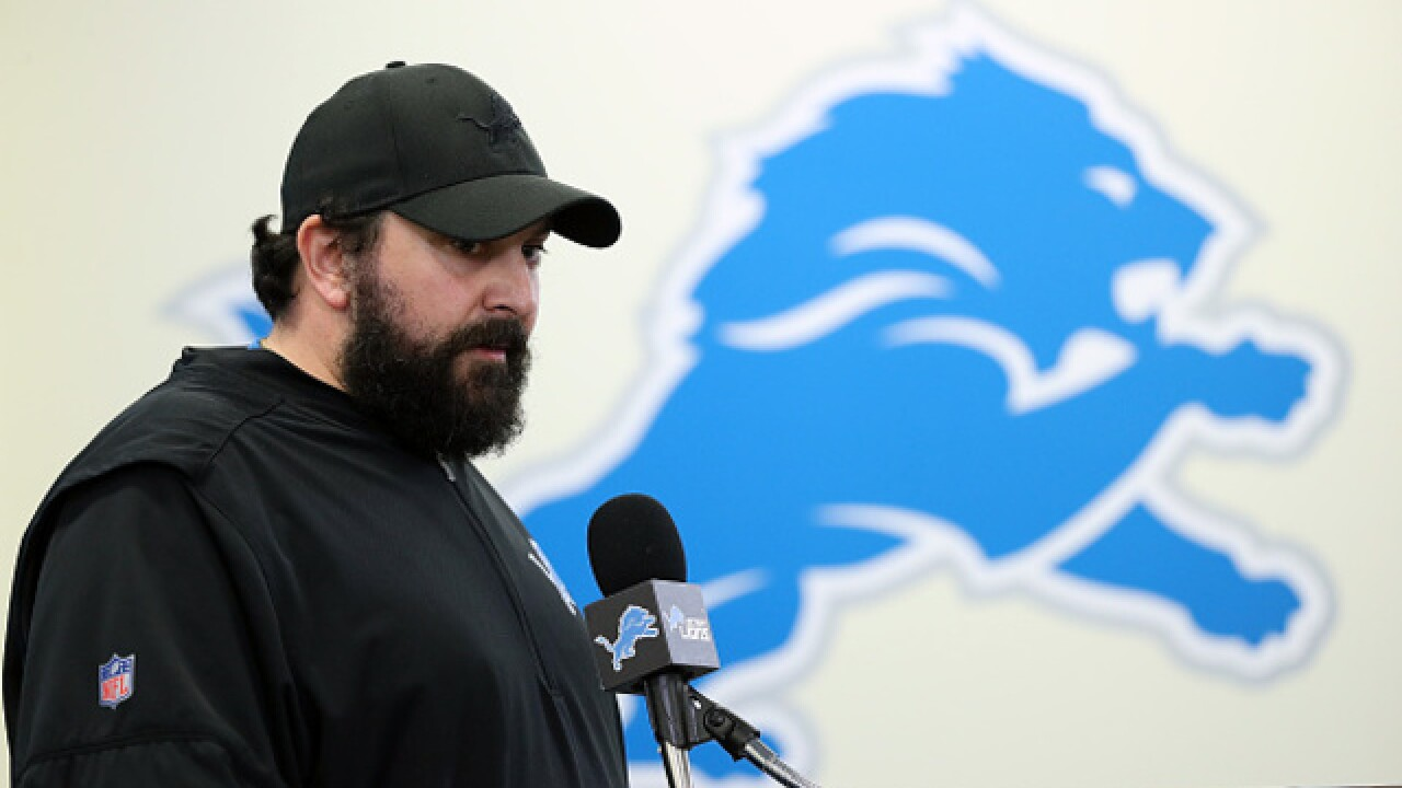 Detroit Lions announce 12 open practice dates during Training Camp