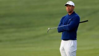 Tiger Woods 2020 Farmers Insurance Open ProAm