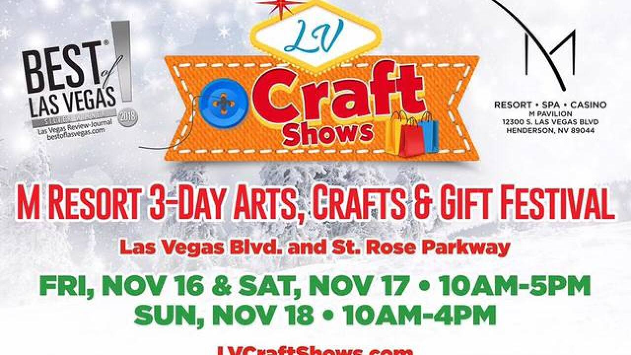 13 Things To Do In Las Vegas For Nov. 16-22