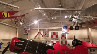 GMA Dave Trips: Wedell-Williams Aviation and Cypress Sawmill Museum