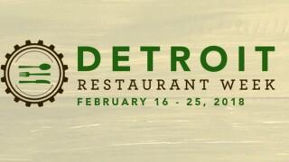 2018 Detroit Restaurant Week kicks off Friday
