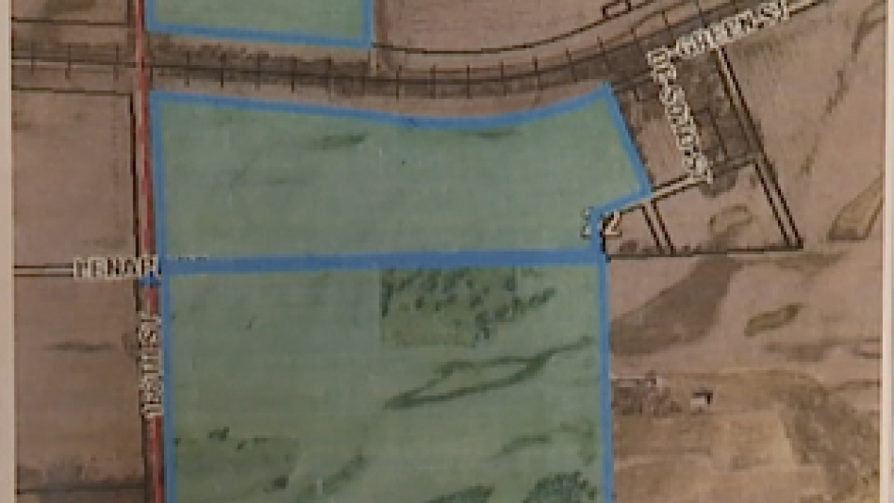 sand quarry plan