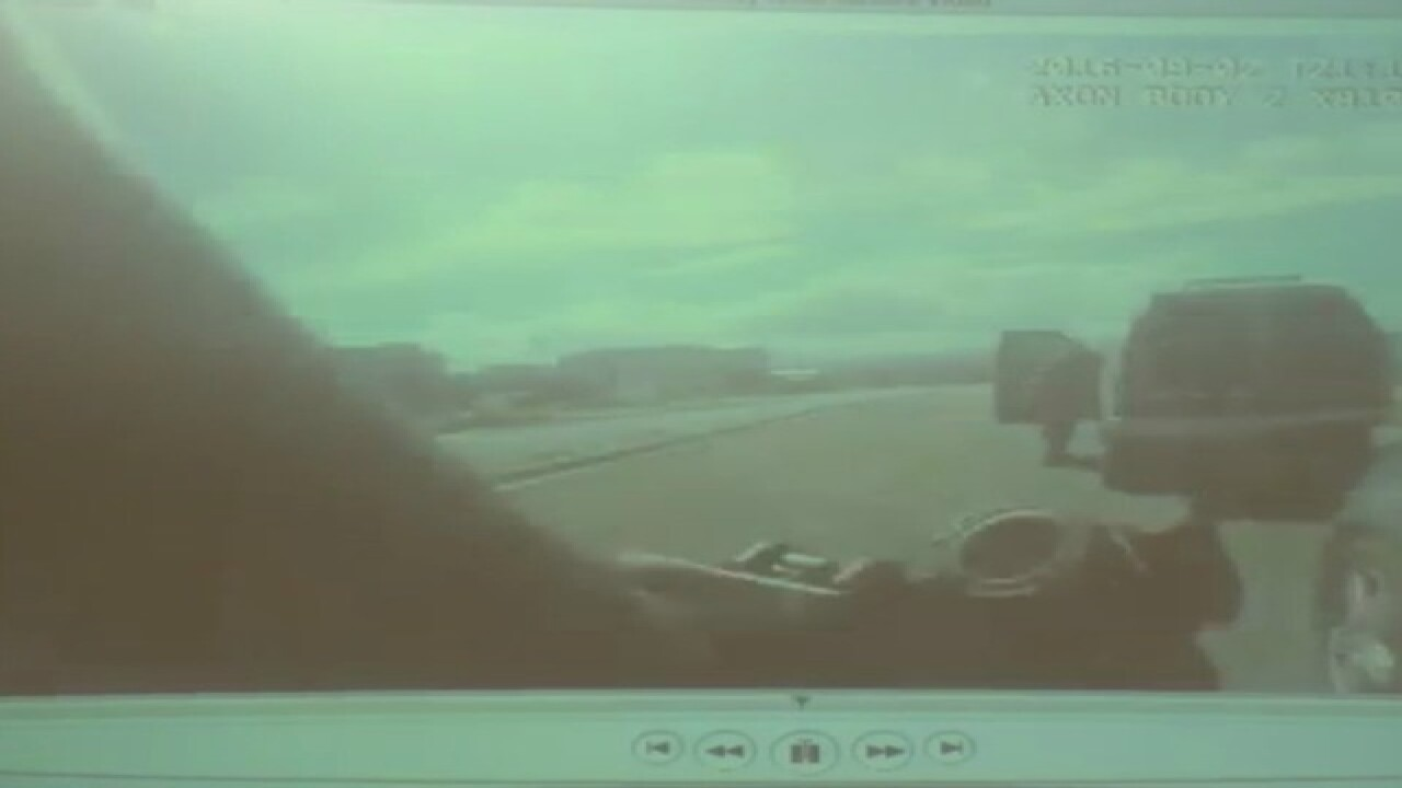 Body cam video to be released in Brite shooting