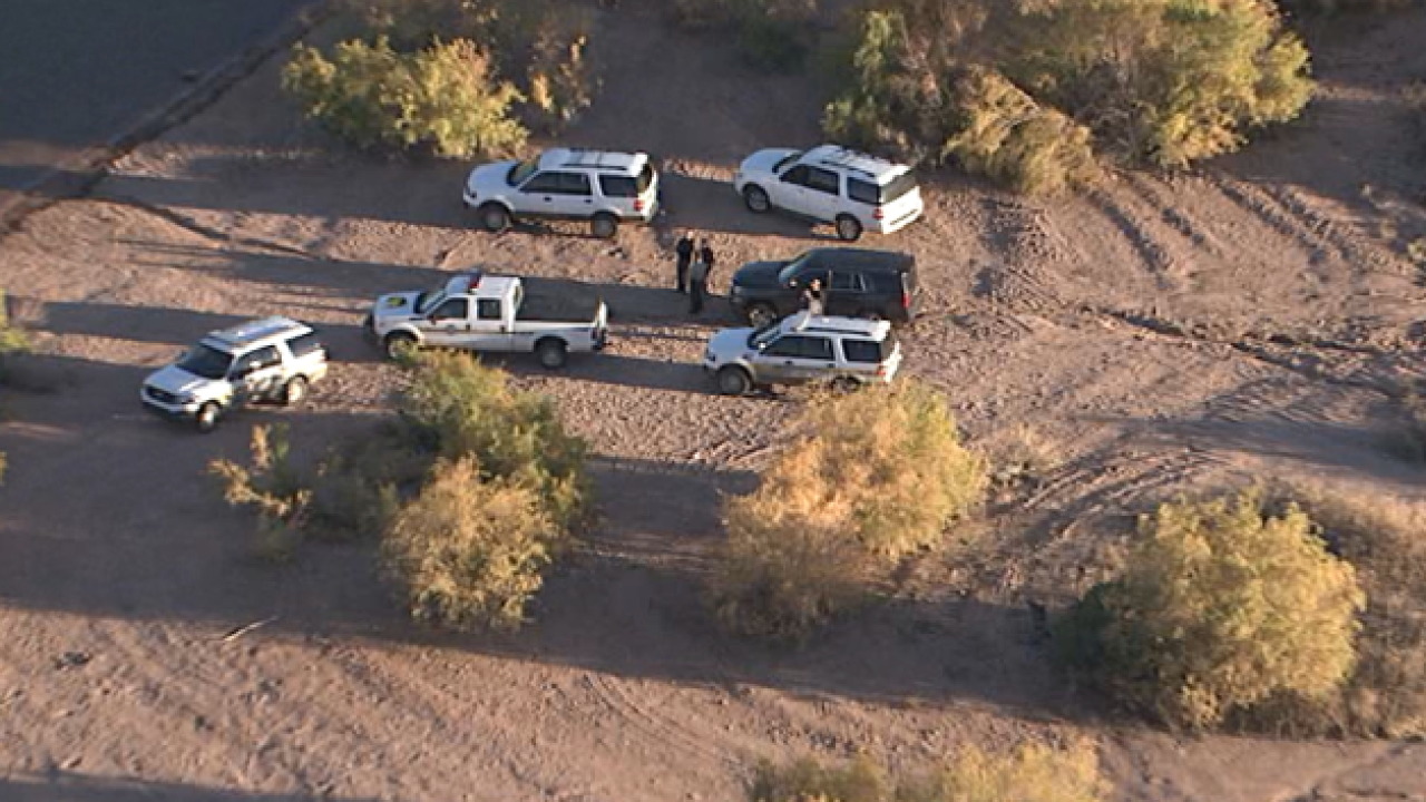 Body found north of Roosevelt Lake