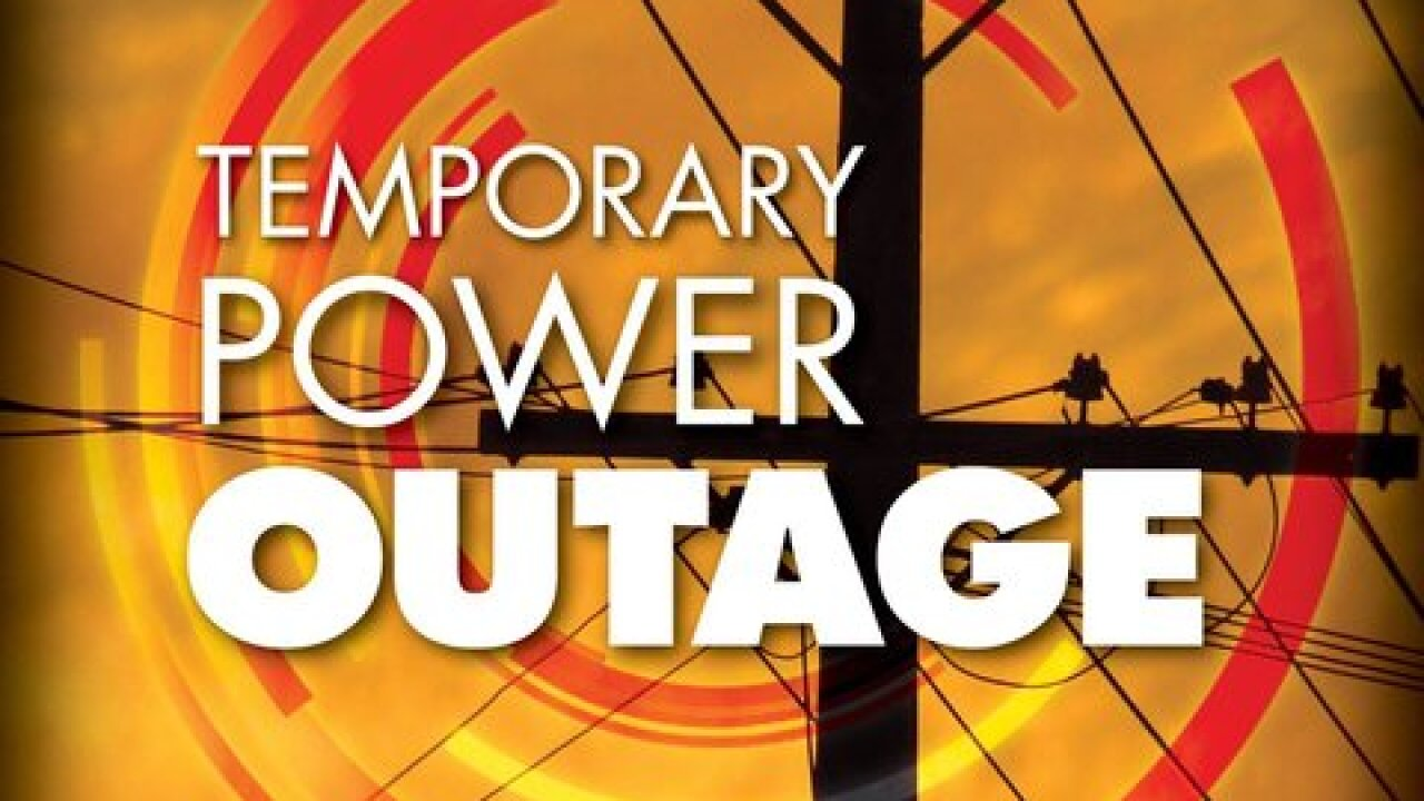 Cleveland Public Power outage on west side impacting 500 customers
