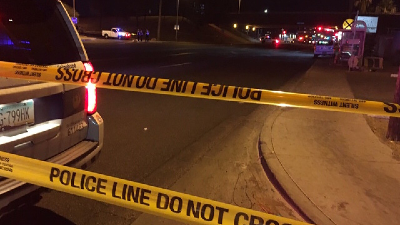 Woman hospitalized after being hit by car in PHX