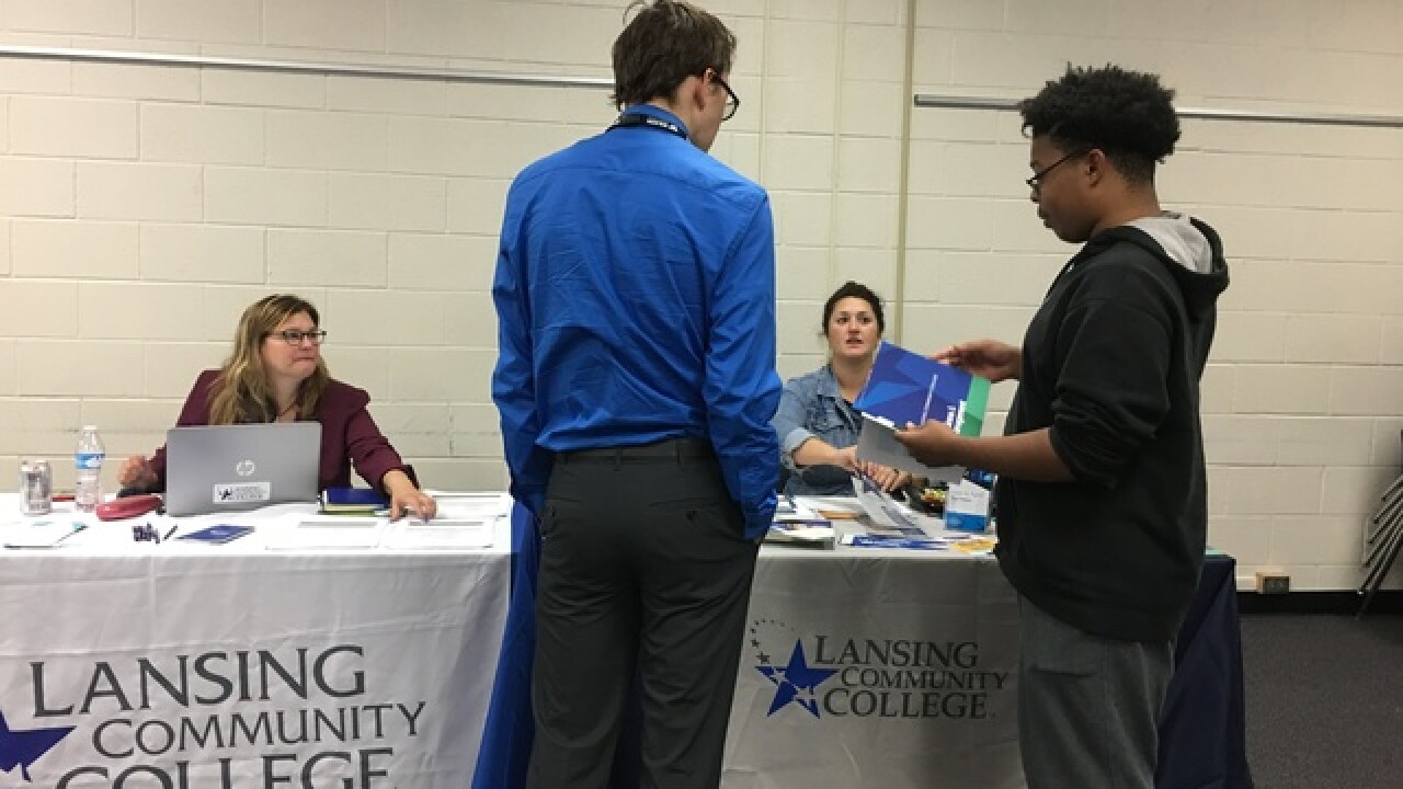 This College Fair Promotes Students' Futures