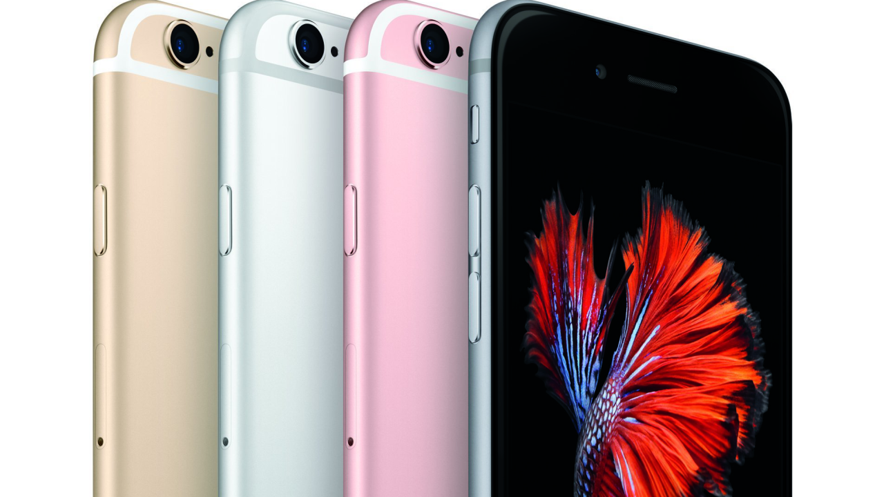 Apple's iPhone 6S has officially launched