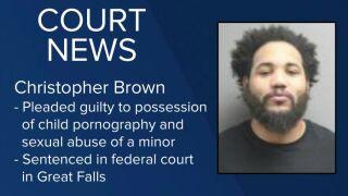 Box Elder man sentenced for raping a young girl
