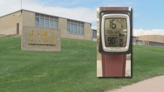 East High Thermometer