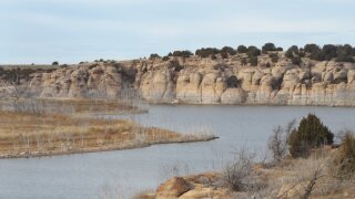 Two Buttes Reservoir State Wildlife Area