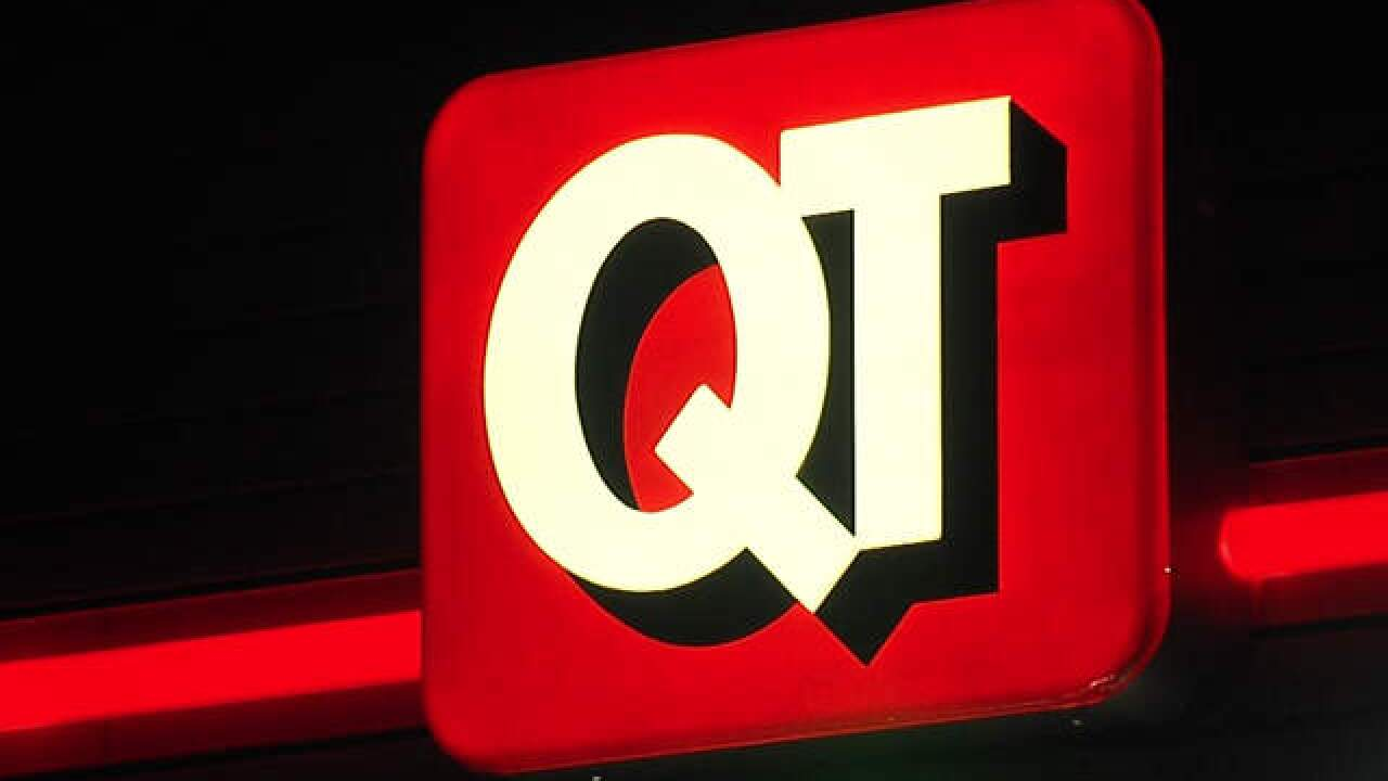 Tulsa Police investigating shooting at QuikTrip