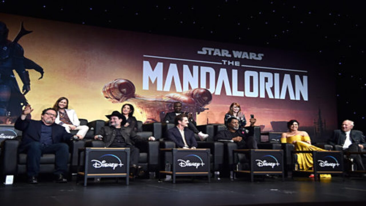'The Mandalorian' Is Now The Top-streaming TV Show In The U.S.