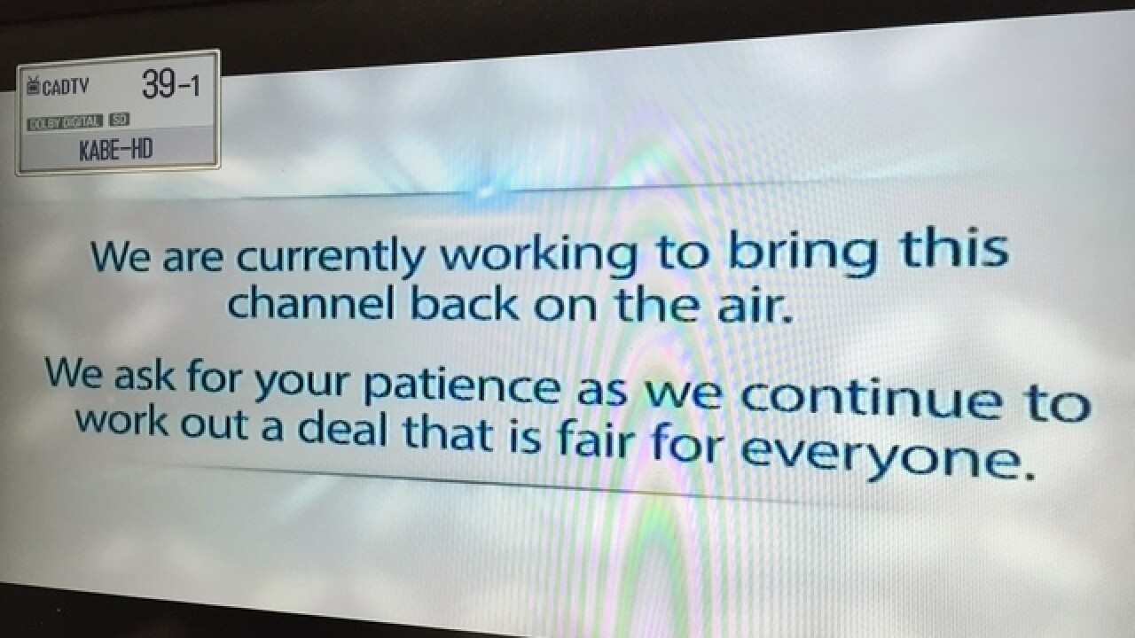 Univision channels dropped from Charter-Spectrum following ongoing