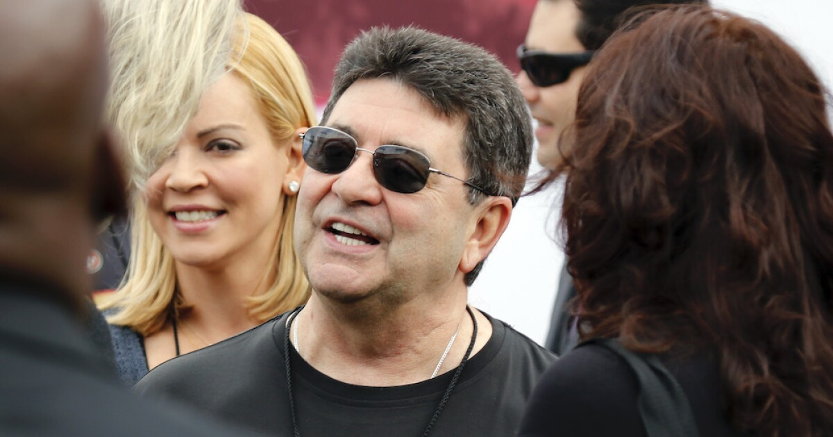 pardon debartolo trump president eddie jr 49ers issues owner former sports