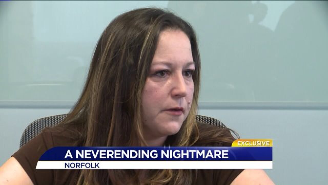 Wife of Navy sailor says he's being mistreated at work because of her Flint water advocacyefforts