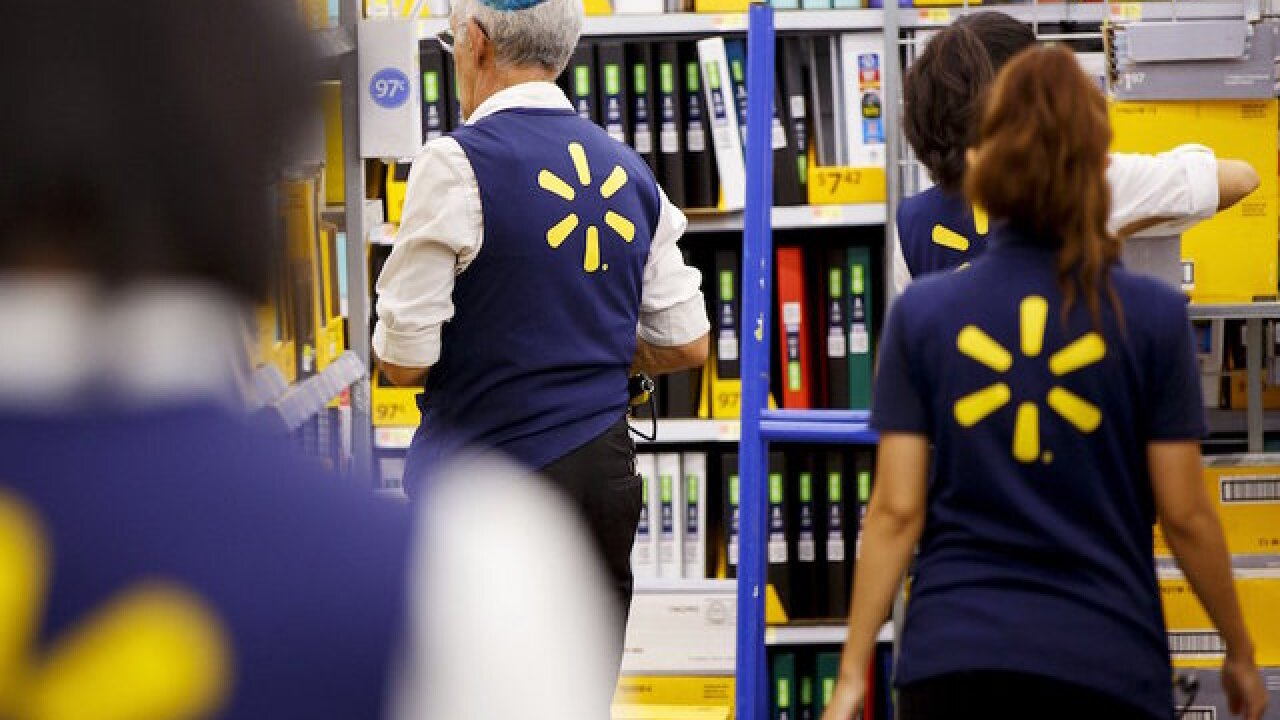 Walmart employees may soon get a more lax dress code