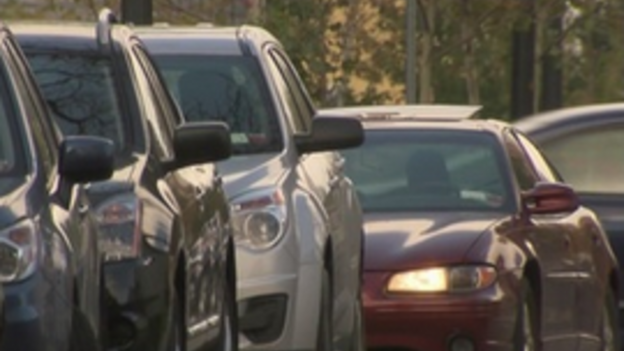 Warmer temperatures suspend winter parking rules